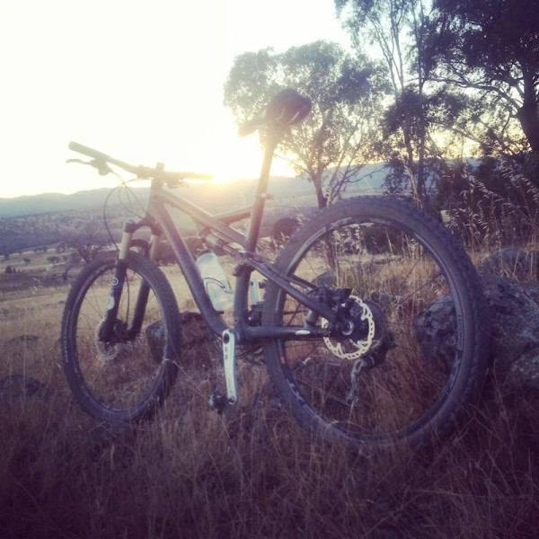 bikerumor pic of the day The Pinnacle in Canberra, australia