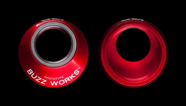 Chris King Buzzworks Headset Expanded