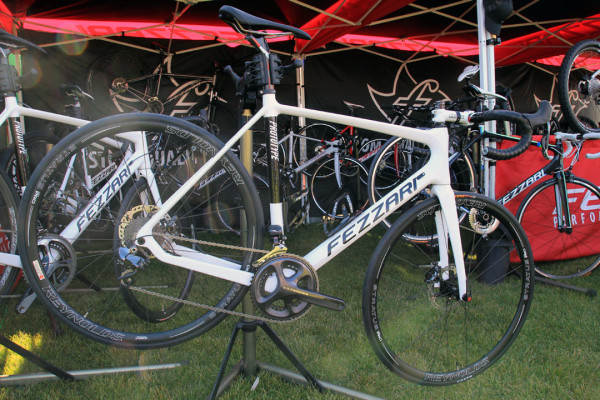 Fezzari prototype disc road cross bike (3)