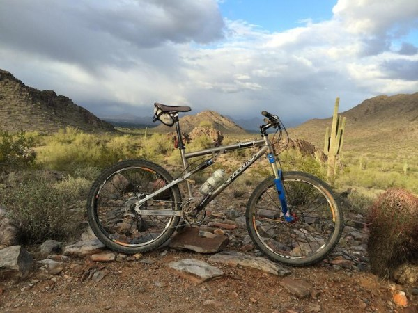 bikerumor pic of the day phoenix az bike ride