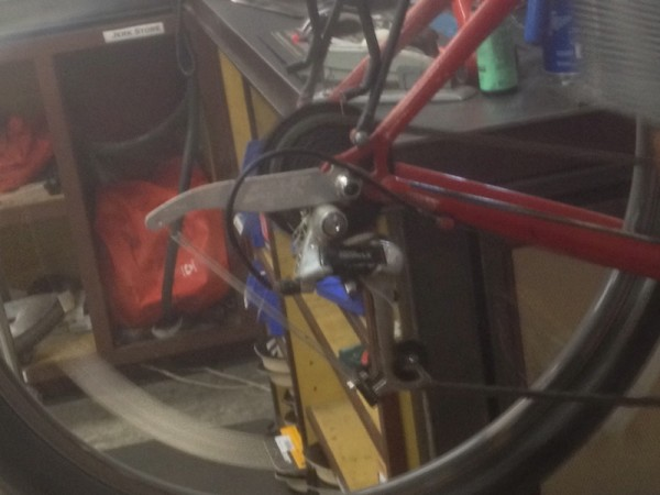 bikerumor monday mystery pic submitted by University Bicycles in Boulder, Colorado,