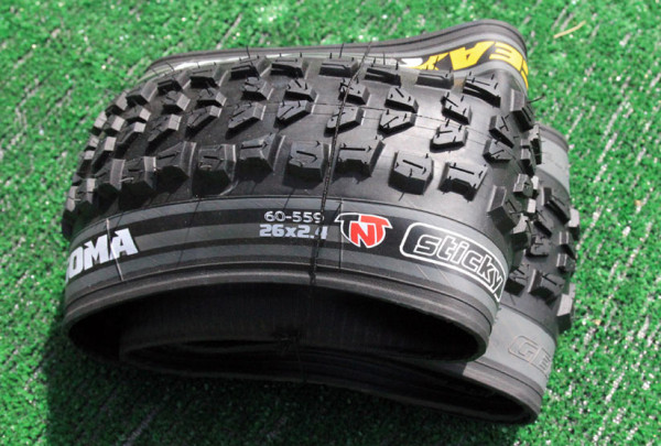 SOC 14: Geax Teases Improved Tire Compounds, New Stuff In the Future