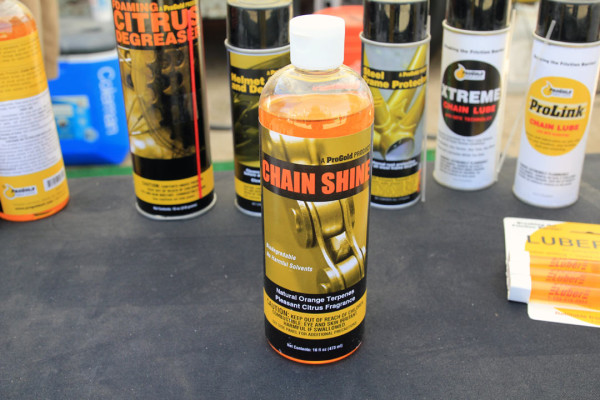 Pro Gold Chain Shine chain cleaner (2)