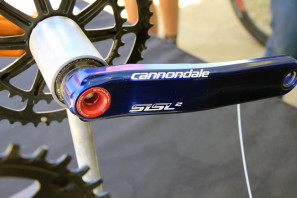 Project 321 anodized lefty max hub cannondale sis2 cranks stan's wheels (9)