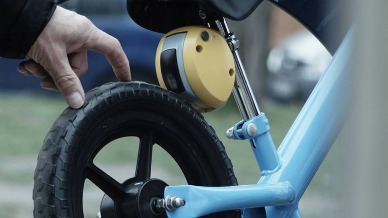 Minibrake Lets Parents Remotely Hit The Brakes On Kids Bikes