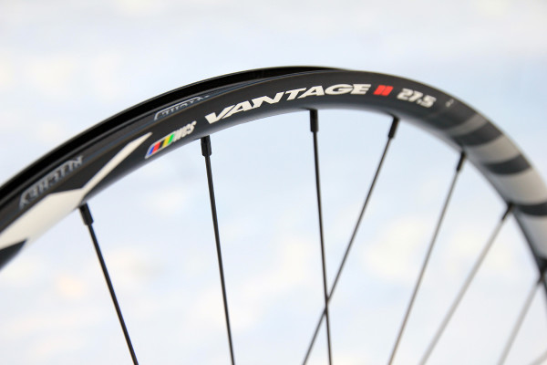 Ritchey Vantage 650b wheels tubeless centerlock825