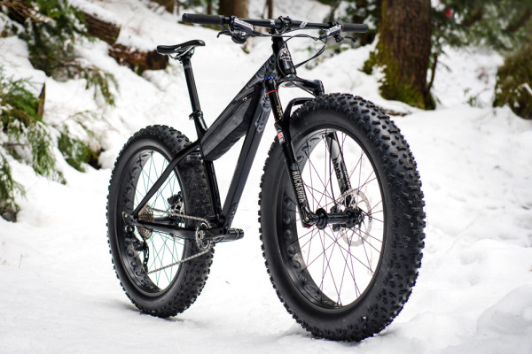 Rocky Mountain Blizzard Fat Bike Bluto Suspension Fork RockShox (1)