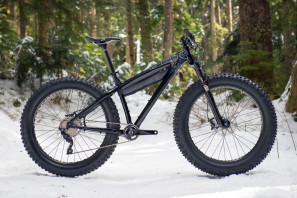 Rocky Mountain Blizzard Fat Bike Bluto Suspension Fork RockShox (2)