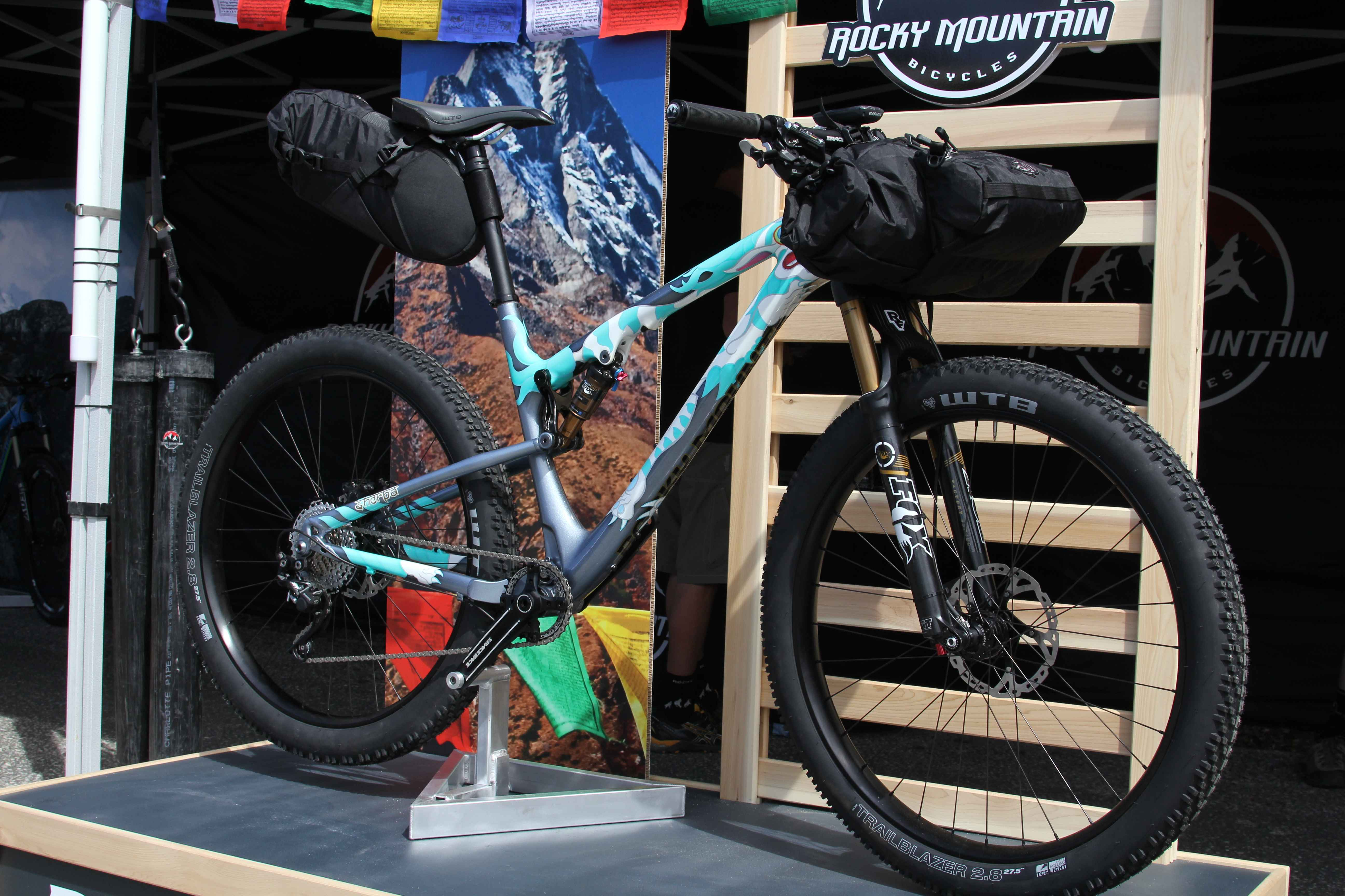 First Look Wtb And Rocky Mountain Team Up For 27 5 Adventure