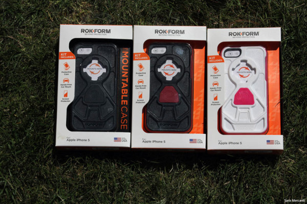 Rokform Machined Bike Mountable Cellphone Cases (5)