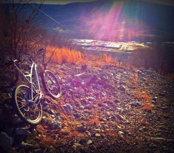 bikerumor pic of the day haystack mountain  maryland