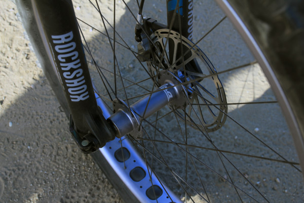 Salsa Buzz Saw full suspension fat bike Whisky prototype carbon rim   (27)
