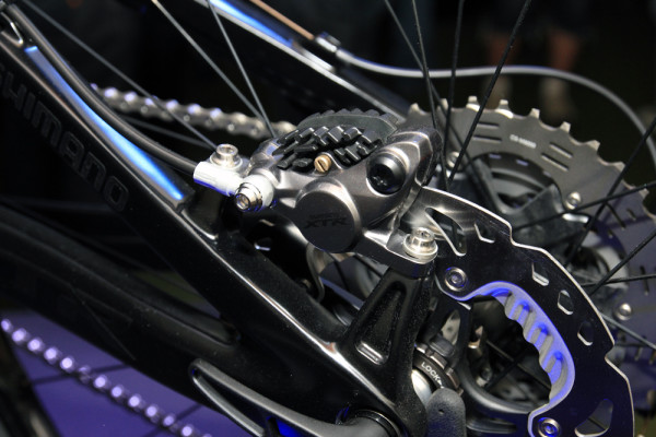 Shimano XTR M9000 Race and Trail brakes