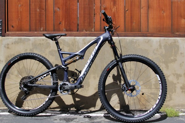 Specialized Stumpjumper 650B Carbon