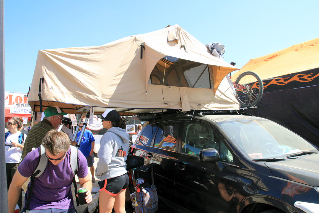 Thule sets up camp with acquisition of Tepui roof top tent company