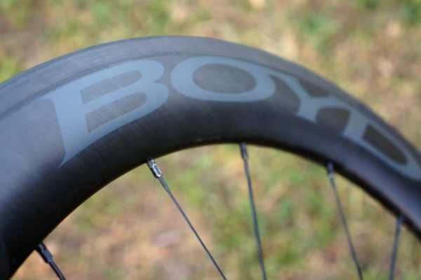 2015 Boyd Cycling carbon clincher and tubular road bike wheels get lighter with new hubs