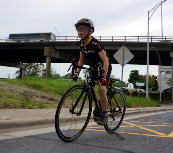 Culprit Junior Two 650c performance alloy youth road bike review
