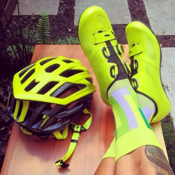 Garrett Chow Instagram HiViz Color Dipped Road Kit Limited Edition