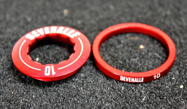 Gevenalle Lock Ring and Spacer