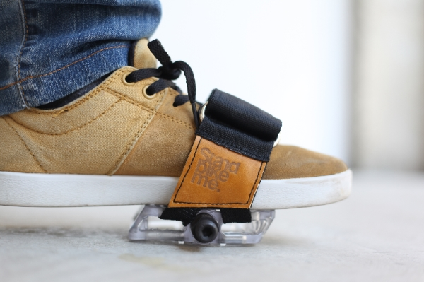 Bike Pedals With Straps Bicycling And The Best Bike Ideas