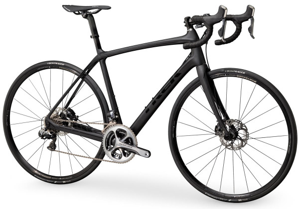 2015 Trek Domane Disc brake endurance road bike