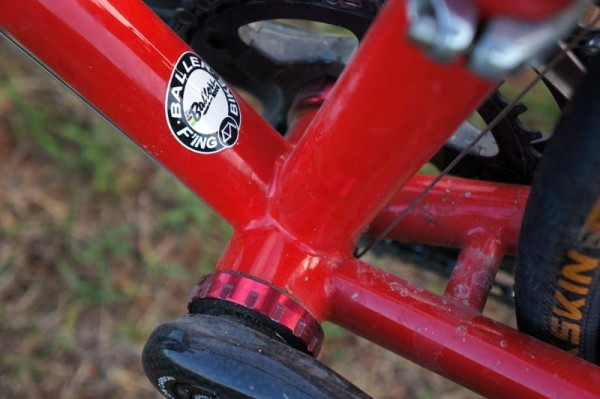 ballers ride independent fabrications owner gary smiths personal road bike