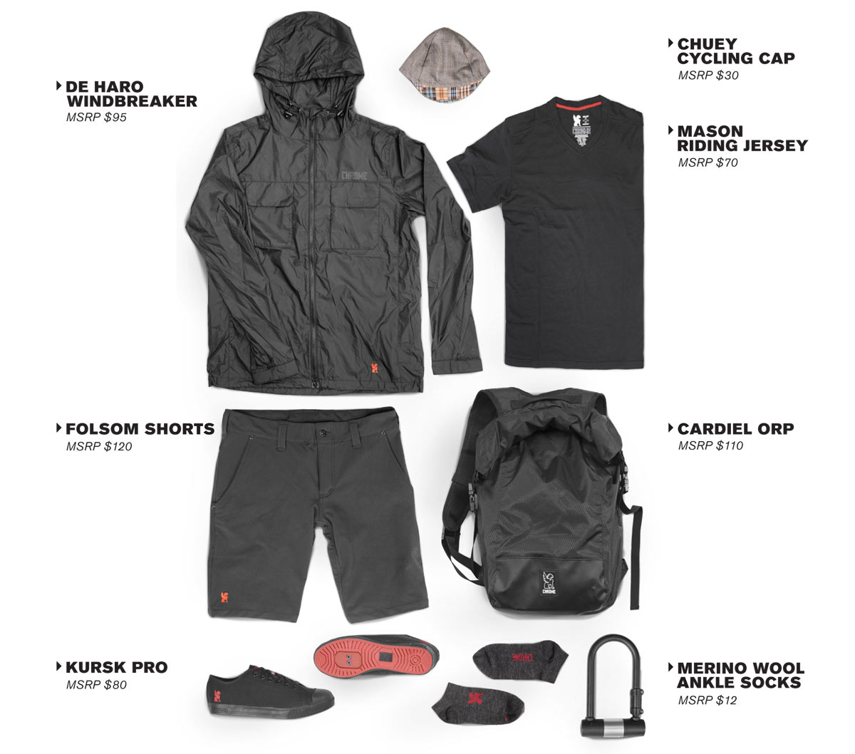 Roundup New Cycling Clothes From Craft Bellwether Chrome The