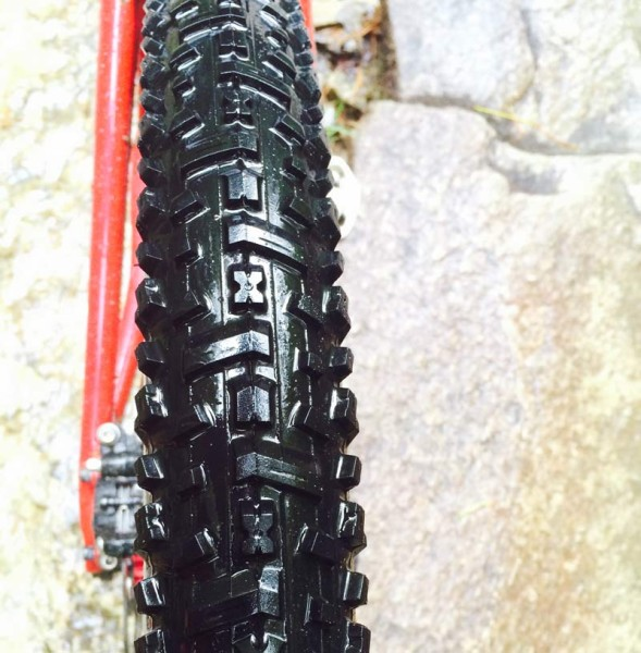 onza lynx 29er trail mountain bike tire review