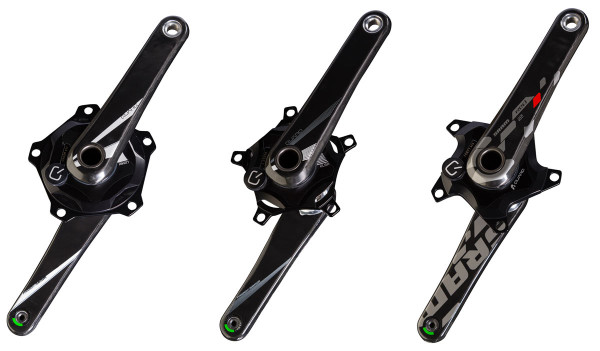 Quarq power meter prices lowered and now sold without chainrings