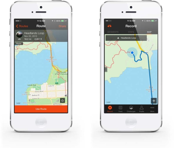 Strava Route Builder tool lets cyclists create maps and move them to app for turn by turn cycling directions