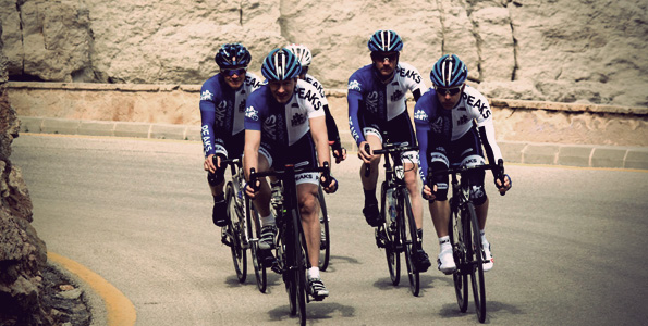 Peaks Coaching Group ten tips for team racing