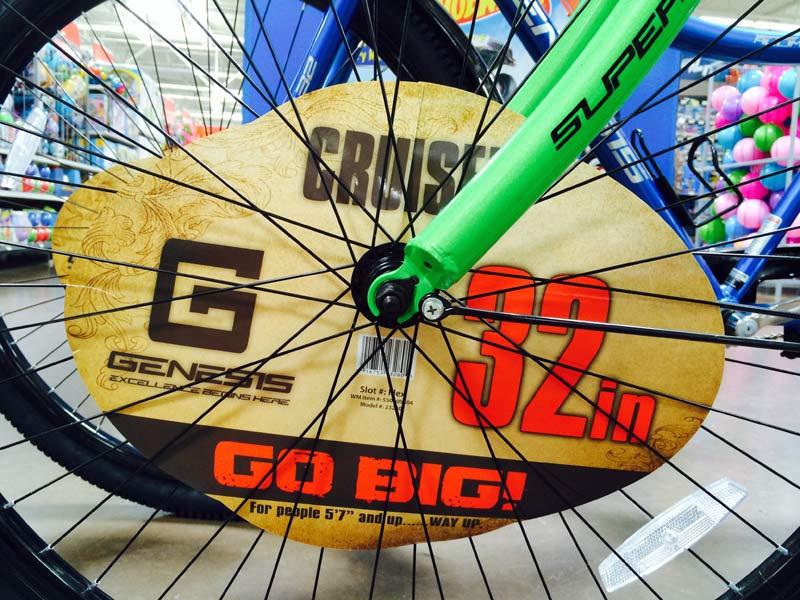 Big Wheel Keep On Rollin Walmart Offers 32 Cruiser Bicycles