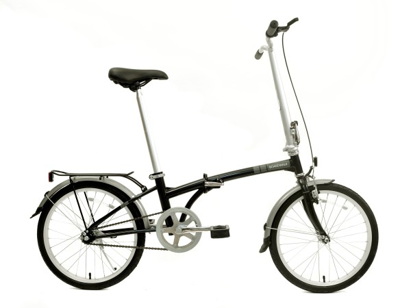 2014 Dahon Boardwalk S1 unfold