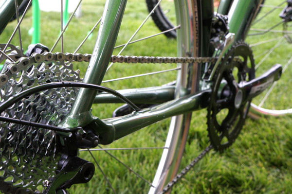2015 Cannondale Synapse Rival Disc road bike