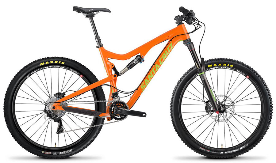 Santa Cruz Builds Lower Priced Carbon Frames, Introduces New Grips ...