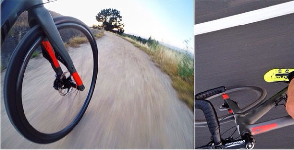 2015 Specialized Roubaix sneak peek with thru axles