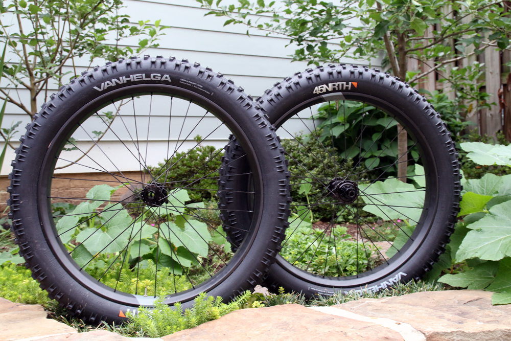 Tubeless Tires for Bicycles