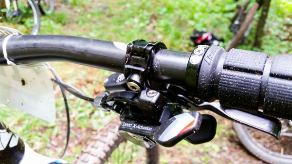 Like all the top brake offerings from Sram, the Guides are Matchmaker X compatible.
