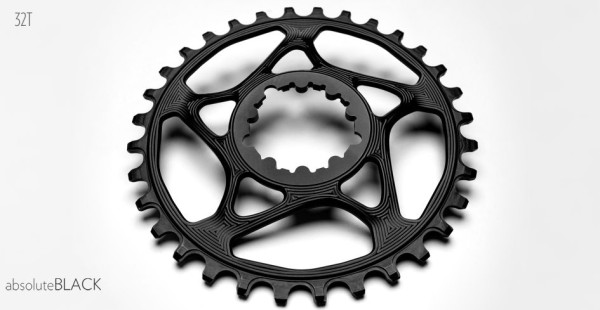Cannondale XX1 Absolute Black Chain Ring