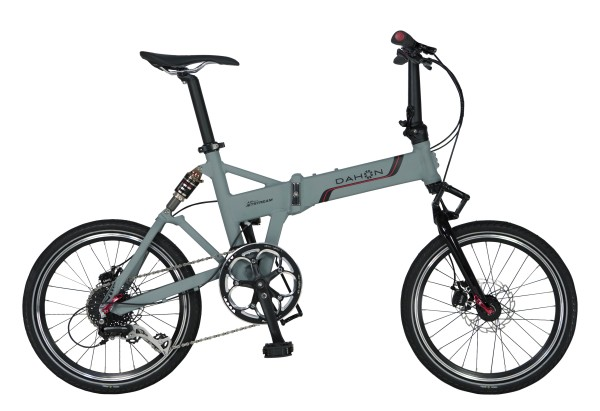 Dahon-2014 Jetstream P8 unfold