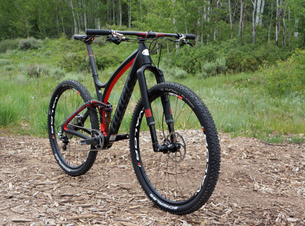 Niner JET9 RDO limited edition RS-1 mountain bike