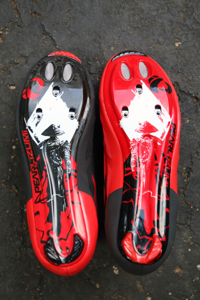 Pearl Izumi Tejay van Garderen P.R.O. Leader II limited edition shoes (7)