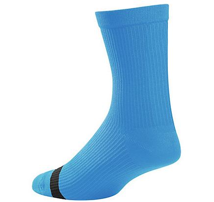 S-works Color Dipped Neon Blue Specialized sock