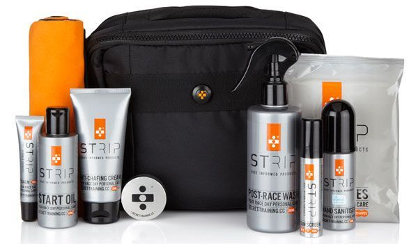 Secret Training full strip skin care kit