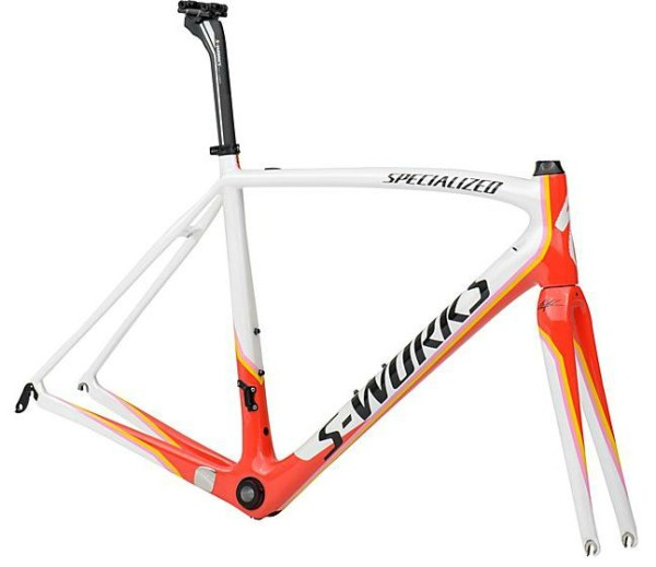Specialized Limited Edition S-Works Contador Tarmac 2014 2