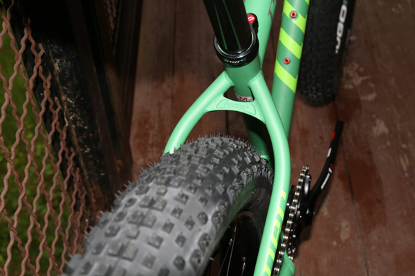 Sneak Peek Niner To Take On 29 With New Ros Plus Bikerumor
