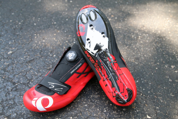 Hands On with the Asymmetric, Limited Edition Pearl Izumi Tejay van Garderen P.R.O Leader II