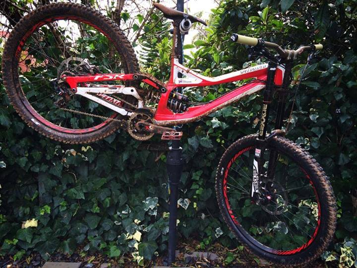 """New Prototype 27.5 Specialized Demo Looks Just Like """"Old ..."""