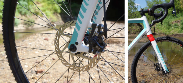 Niner RLT 9 gravel grinder road bike review and actual weights