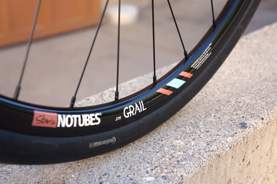 Sneak Peek All New Stan S Notubes Grail Gravel Road Bike Rims